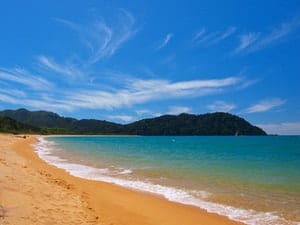 Abel Tasman Five Day