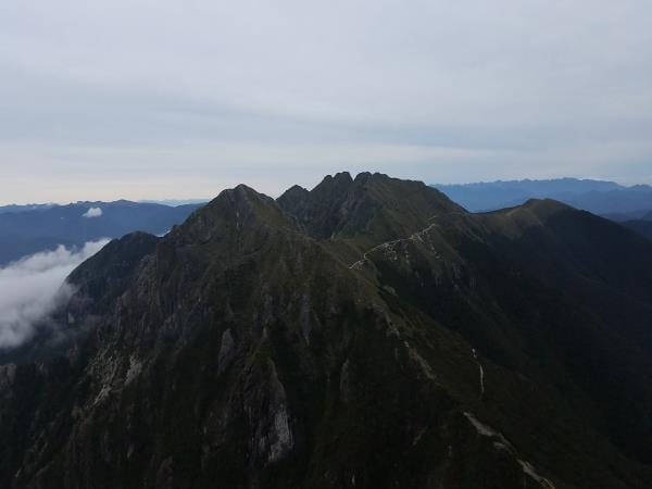 The Lyell Range