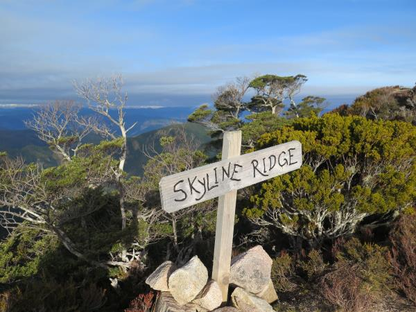 Skyline Ridge Walks NZ