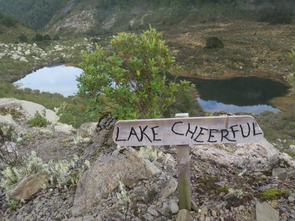 Lake Cheerful